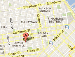 THe location of Dr. Horn Osteopathy practice